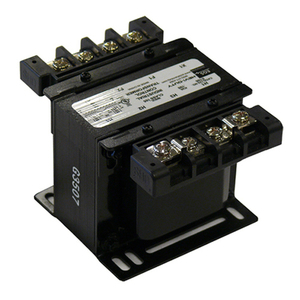 Sola Hevi-Duty E500JN Transformer, Industrial Control, 500VA, Multi Volt, Group 5