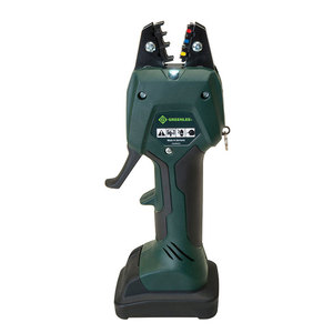 Greenlee EK50ML12011 Crimping Tool Kit with 12 mm Jaw, 110V Charger