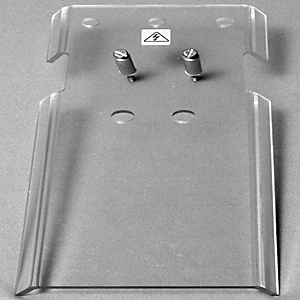Allen-Bradley 599-PS01 Protective Cover, 509 Starter, Field Install