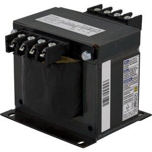 Square D 9070T500D19 Control Transformer, 500VA, 208/240/277/380/480-24VAC, Type T, Open