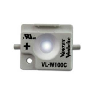 Ventex Technology VL-W100C LED String Light, Sign Application, 120 Modules, .43W, 6500K