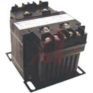 Hammond Power Solutions PH100MQMJ Transformer, Control, 100VA, 240/480 x 120/240, Machine Tool