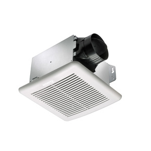 Delta Products GBR80H 80 CFM Humidity Sensing Fan, Energy Efficient
