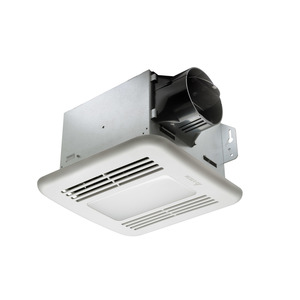Delta Products GBR80LED 80 CFM Fan/Light, LED, Energy Efficient