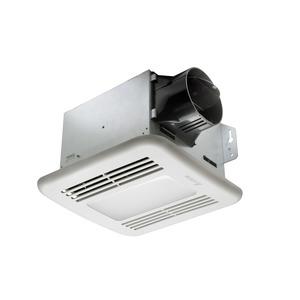 Delta Products GBR80LED 80 CFM Fan/Light, LED, Energy Efficient