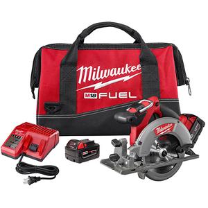 "Milwaukee 2730-22 M18 FUEL™ 6-1/2"" Circular Saw Kit"