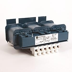Allen-Bradley 1321-3R25-A Reactor, Input/Output, 25A, 0.5 mh, 3-5% Impedance, 200-690VAC