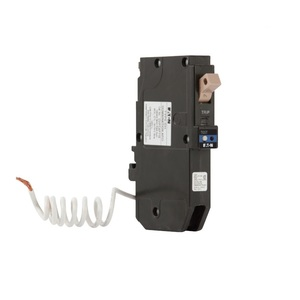Eaton CHFAFGF115 Breaker, 15A, 1P, 120/240V, 10 kAIC, Type CH, Combo AFCI/GFCI
