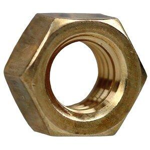 Dottie HNBZ516 Hex Nut, 5/16-18, Silicone Bronze