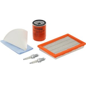 Generac 6485 Maintenance Kit, FOR 20Kw and 22Kw Standby Generators, Air Cooled