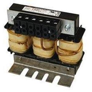 Trans-Coil KLRUL12ATB Line Reactor, 12A, 480VAC, 7.5 Hp,  3% Impedance