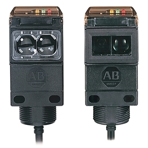 Allen-Bradley 42GRL-9000 Sensor, Photoelectric, Transmitted Beam, 10-30VDC, 61m/200'