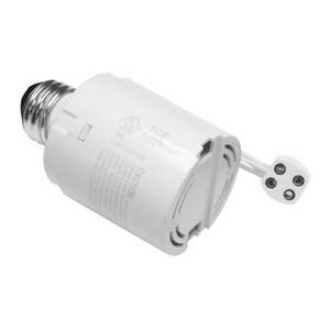 TCP 17030 Elec Cir Adapt No Lmp Wattage: 30w Voltage: 120v Dimmable: No