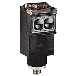 Allen-Bradley 42GRP-9000-QD Sensor, Photoelectric, Standard Diffuse, 10-40VDC, 1.52m/5'
