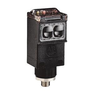 Allen-Bradley 42GRU-9202-QD Sensor, Photoelectric, polarized retro-Reflective, 70-264V AC/DC