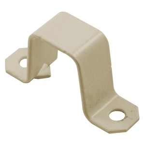 Hubbell-Wiring Kellems HBL7504IV Mounting Strap for HBL750 Series Metallic Raceway, Steel, Ivory
