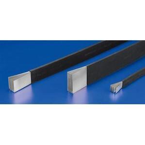Erico Eriflex 505529 Flexibar, Tinned, 800A, Copper