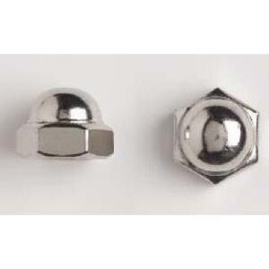 Bizline G832ANSS Acorn Nut, 8-32, Stainless Steel