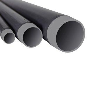 """Calbond PV5010CT00 PVC Coated Rigid Conduit, 5"""", 10'"""