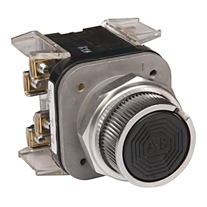 Allen-Bradley 800T-K2AXXX 30MM SELECTOR PUSH