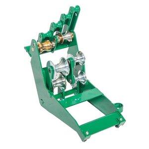 "Greenlee 01323 Roller Support - 1/2"" - 2 """