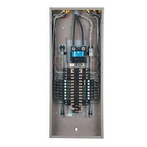 Eaton CH60NLPN225N Load Center, Main Lug, 225A, 120/240V, Plug On Neutral, 1PH, 60/120