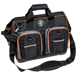 Klein 5541718-14 78-Pocket Extreme Organizer Electrician's Bag