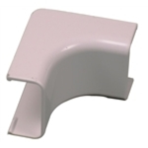 Wiremold 2817 Internal Elbow, 2800 Series Raceway, Non-Metallic, Ivory