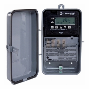 Intermatic ET1705CR Time Switch, 7-Day, NEMA 3R