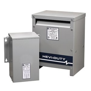 Sola Hevi-Duty DT651H75S Transformer, Dry Type, Drive Isolation, 75KVA, 460Δ - 460Y/266VAC