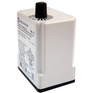 Square D 9050JCK21V20 Relay, Timer, 10A, 240VAC, 120VAC Coil, 11 Pin, 2PDT, Off-Delay