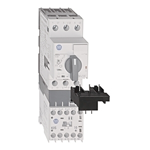 Allen-Bradley 140M-C-PEC23 ECO Connecting Module, 25A, for 140M-C to 100-C09 - 23