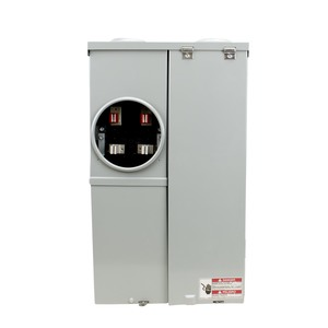Eaton MBE1224PV125BTS 125A, Meter Center, BR Type, 10 kAIC, Solar Ready