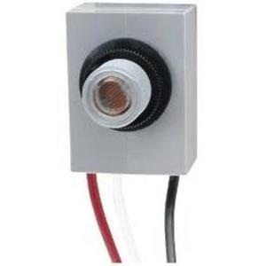 Intermatic K4021C Photocell, 15A, 120V