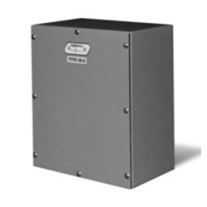 "Austin Electrical Enclosures AB12126GSBAL Enclosure, NEMA 12, Screw Cover with Gasket, 12"" x 12"" x 6"", Aluminum"