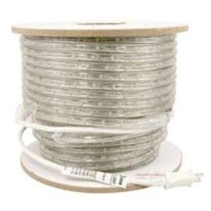 """American Lighting ULRL-LEDWH-150 1/2"""" 120V LED Flexbrite 150 Foot REELS, Bright White"""