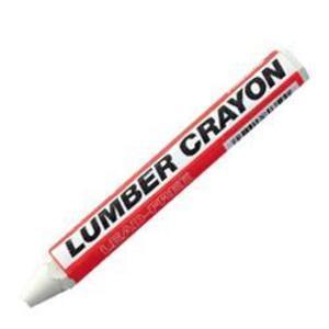 Dottie DCBLK3P Black Lumber Marking Crayons