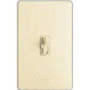 Lutron AYFSQ-F-IV Fan Control, 3-Speed, 3 Way, 1.5A, 120V, Ivory