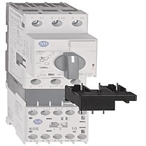 Allen-Bradley 140M-F-PNC37 Breaker, Connecting Module, 25-45A, For 140M-F to 100-C30-C37