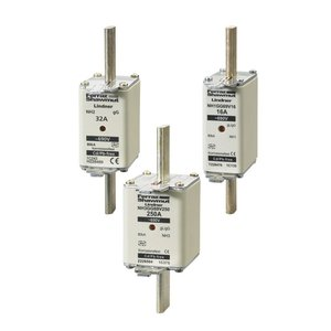 Ferraz N228448 Fuse Link, #NH000GG69V32, 32A, 690VAC, Size 000, 3 per Package