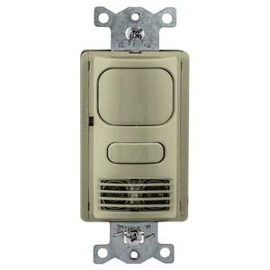Hubbell-Wiring Kellems AD2000I1 HUB AD2000I1 WALL SW,VAC/OCC,DT,1