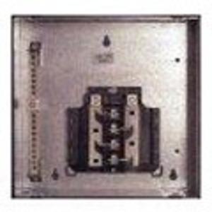 GE TLM812RCU Load Center, Convertible, 125A, 1PH, 120/240VAC, 65kAIC, 8 Space