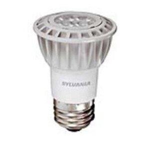 SYLVANIA LED6PAR16/DIM/830/FL36/G3 LED Lamp, Dimmable, PAR16, 6W, 120V, FL36