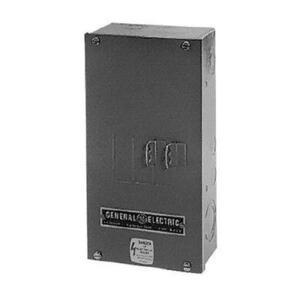 GE TQL100S Circuit Breaker Enclosure, NEMA 1, 100A, Q-Line Frame, Surface Mount