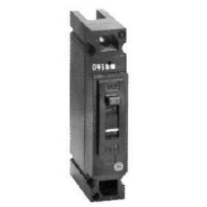 GE Industrial TEB111020WL Breaker, 20A, 120/240VAC, 250VDC, 1P, Molded Case, 10kAIC