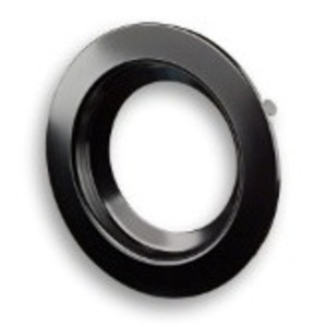 "SYLVANIA RT56TRIMBLK Black Trim Ring for 5"" & 6"" Frames"