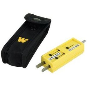 Woodhead 1760 Receptacle Tension Tester