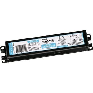 Philips Advance IOP2S32SCSD35M Electronic Step-Dimming Ballast, Fluorescent, 2-Lamp, 32W, 120-277V