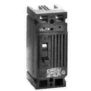 GE Industrial TED124025WL Breaker, 25A, 480VAC, 250VDC, 2P, Molded Case, 18kAIC