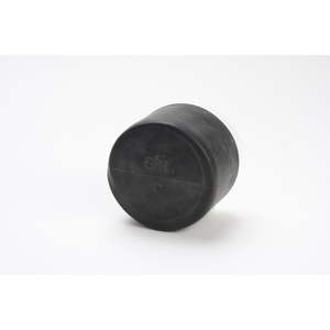 "3M EC-1 Cold Shrink End Cap, Range: 0.46 - 0.82"", Black"